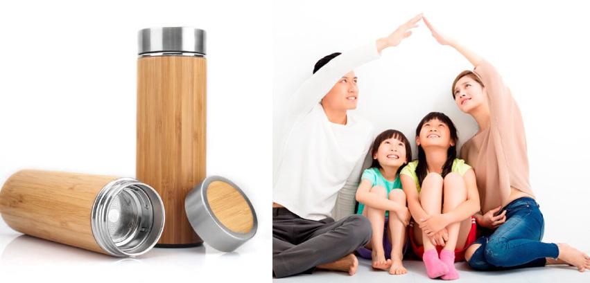 Bình giữ nhiệt gỗ có thể sử dụng cho mọi lứa tuổi, mọi ngành nghề
