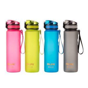 bình nước nhựa in logobình nước nhựa in logo