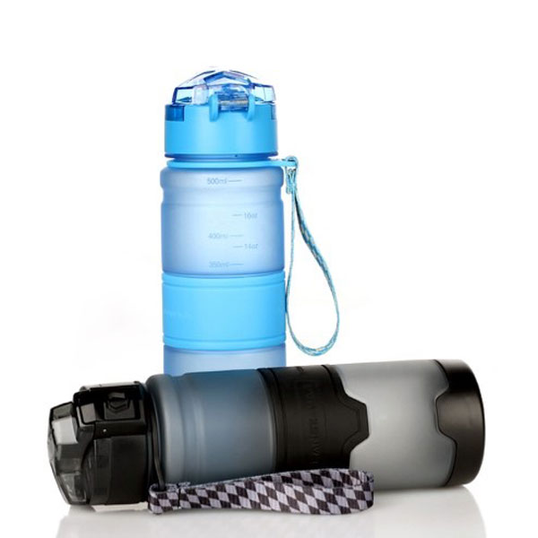 bình nước nhựa in logo